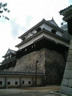 坂本先生!高知は桂浜から愛媛の松山城に明石大橋を渡っていくよ