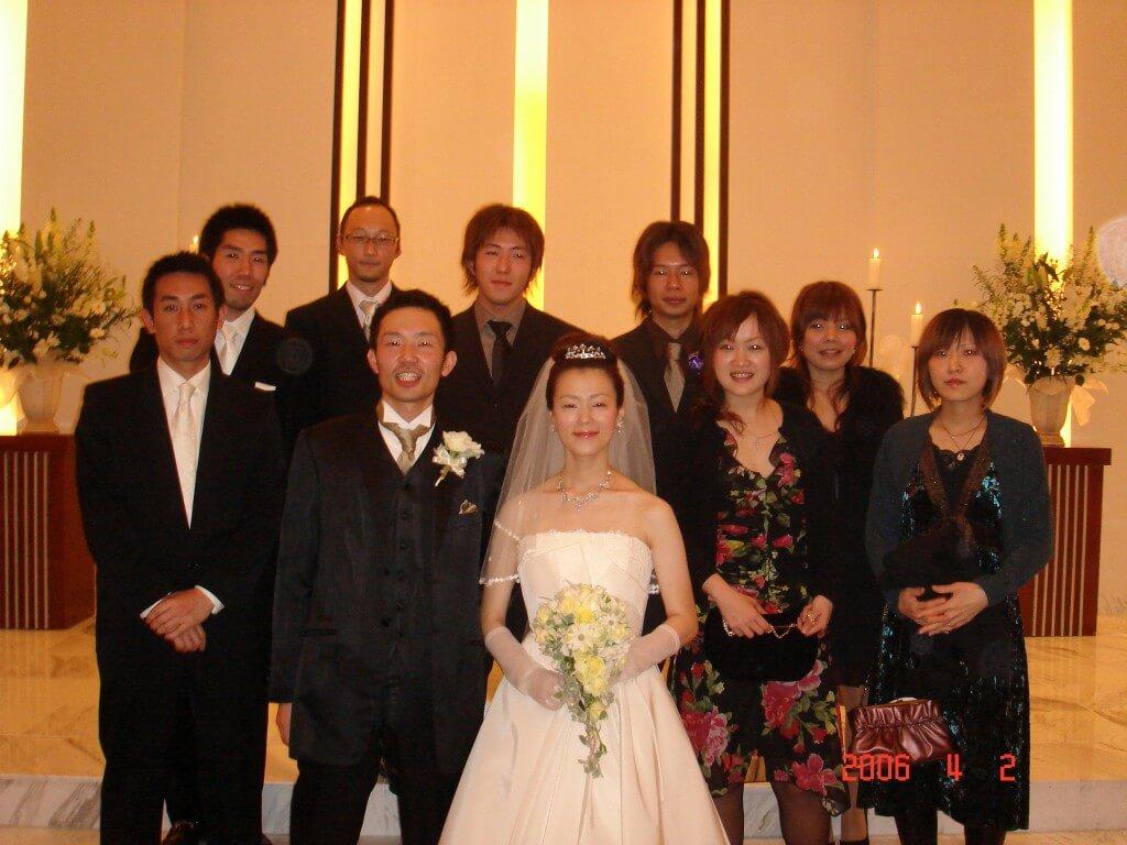 かずき&きよぴー結婚式&2次会♪