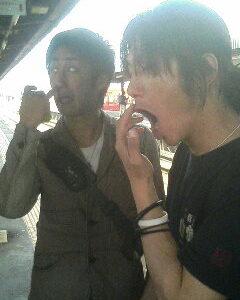 3バカ兄弟旅!大阪の海遊館に道頓堀で食い倒れる?そして野宿ですか?