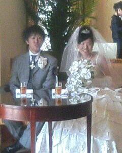 蔵地夫妻おめでとぉ♪いつまでもお幸せにね!