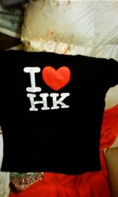 香港Tシャツ