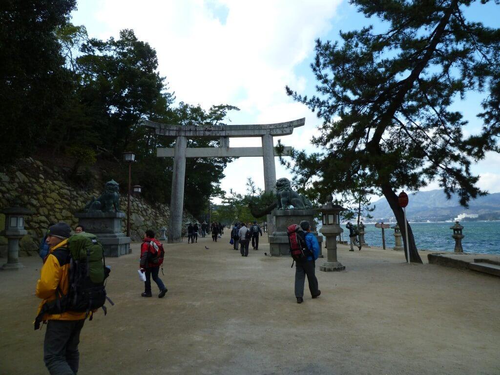 ぶらり一人旅!まずは広島!世界遺産厳島神社に錦帯橋に岩国美術館にある「虎徹」も観たい!