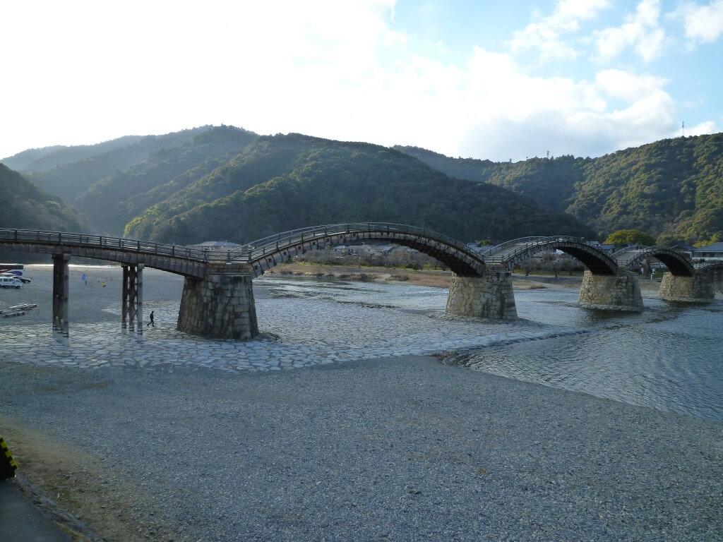 新選組好きとしては外せない「虎徹」を岩国美術館に!ついでに錦帯橋も観るよ!