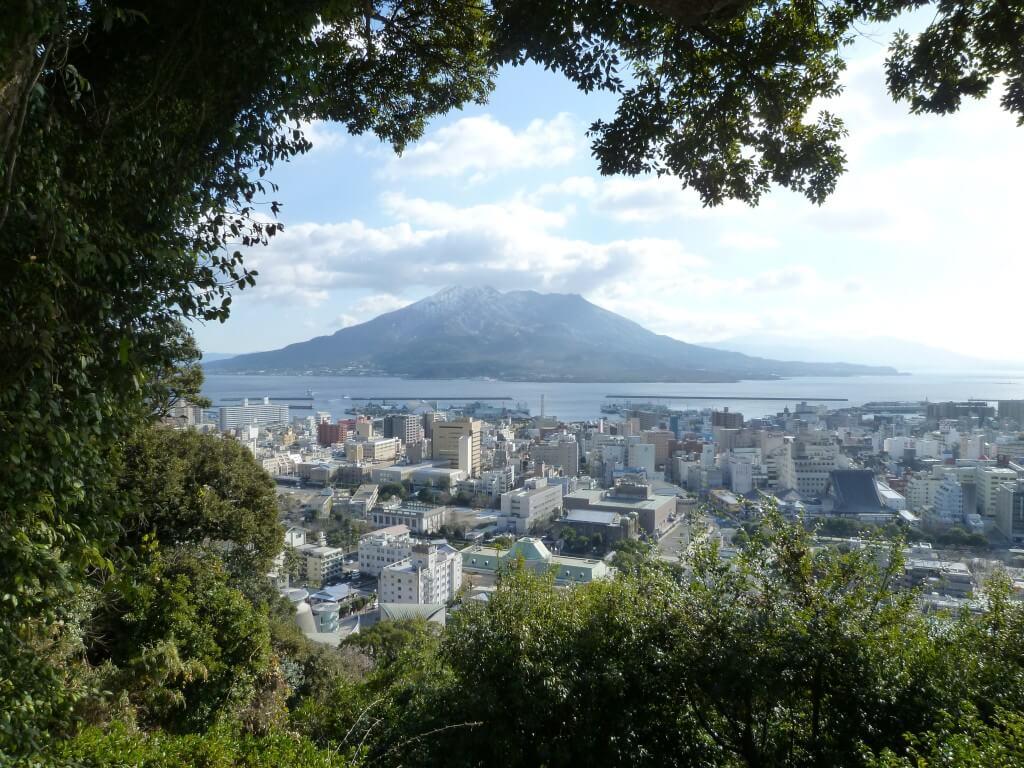 鹿児島を観光!薩摩藩ゆかりの地へ桜島に仙巌園!