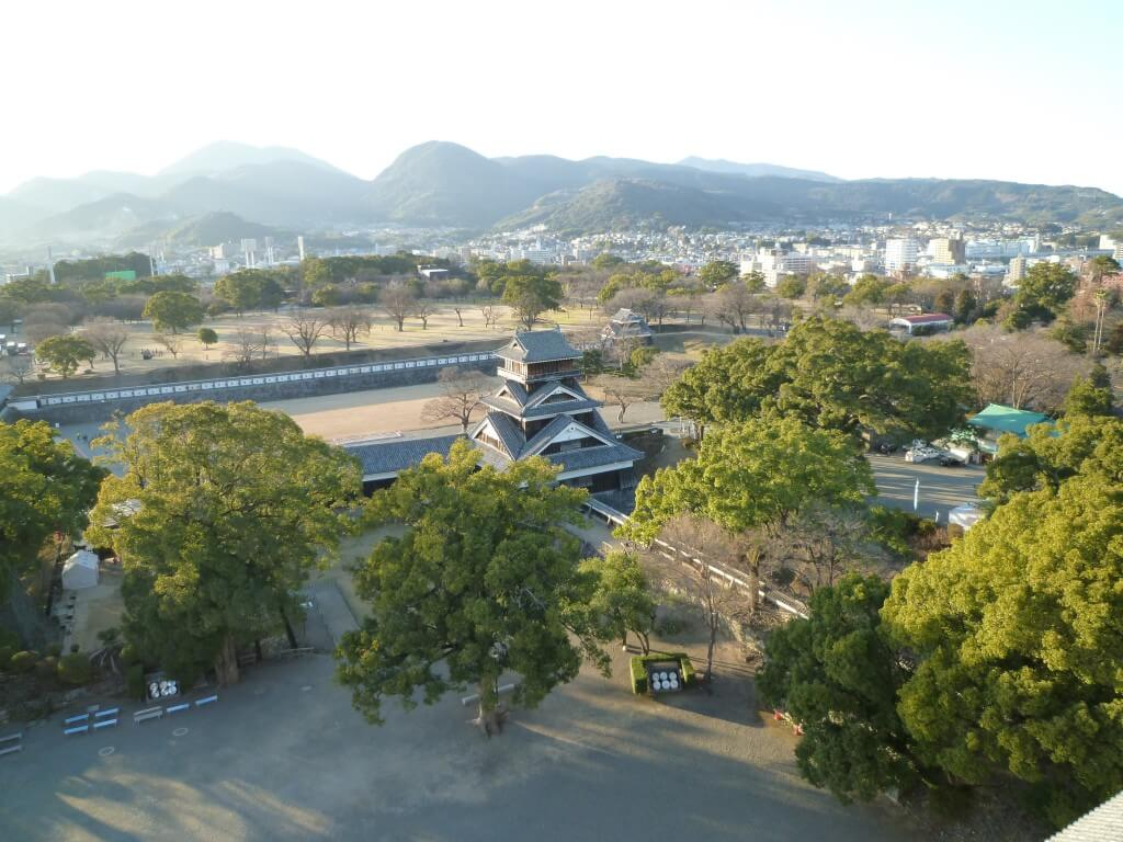 熊本は楽しいね!九州旅行は観る物がいっぱいある!