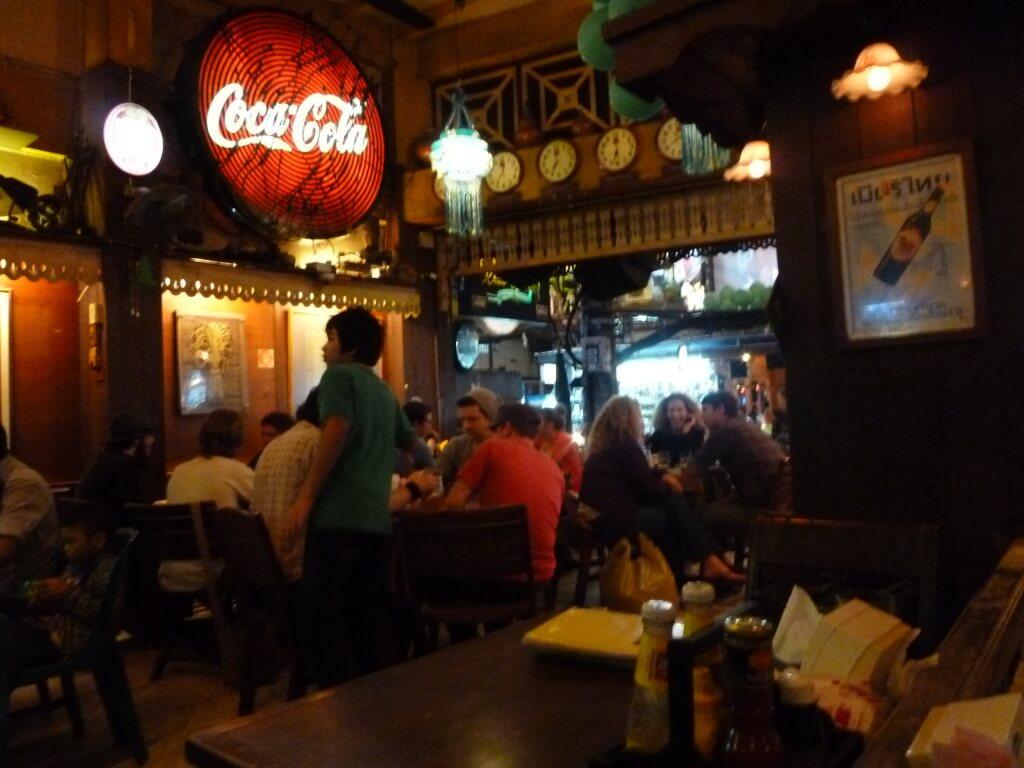 カオサンロード Bar バー