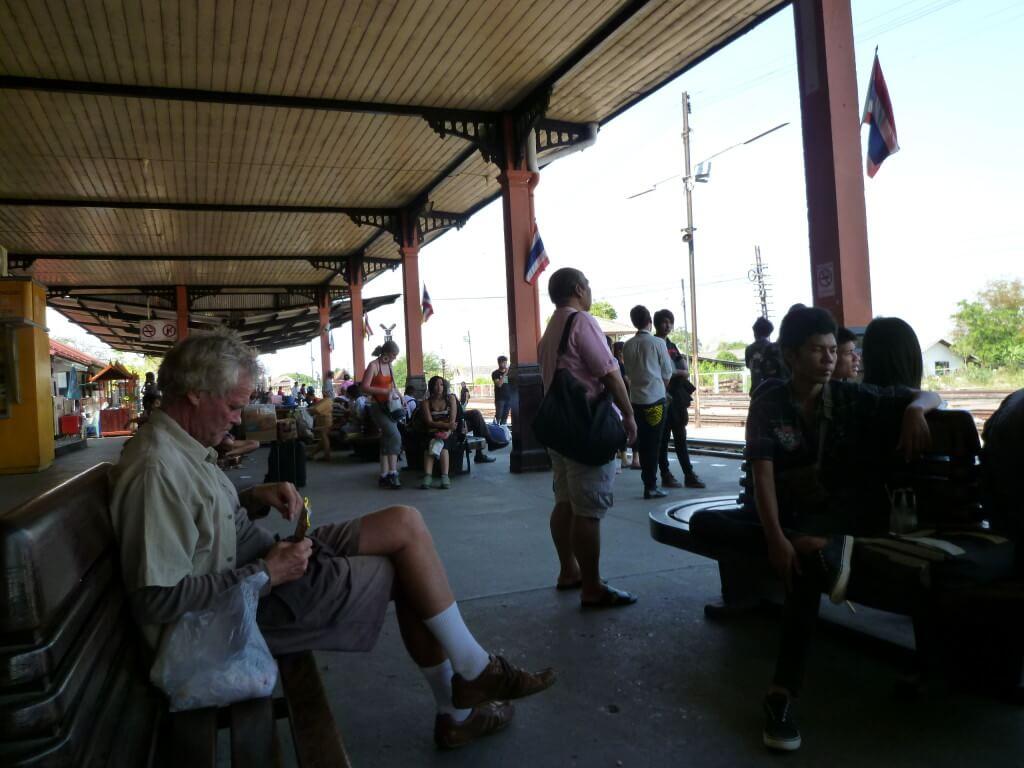 アユタヤ 駅