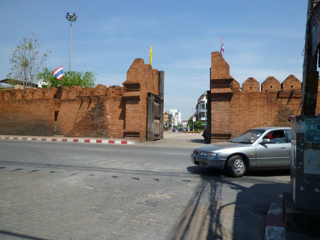 チェンマイ ターペー門