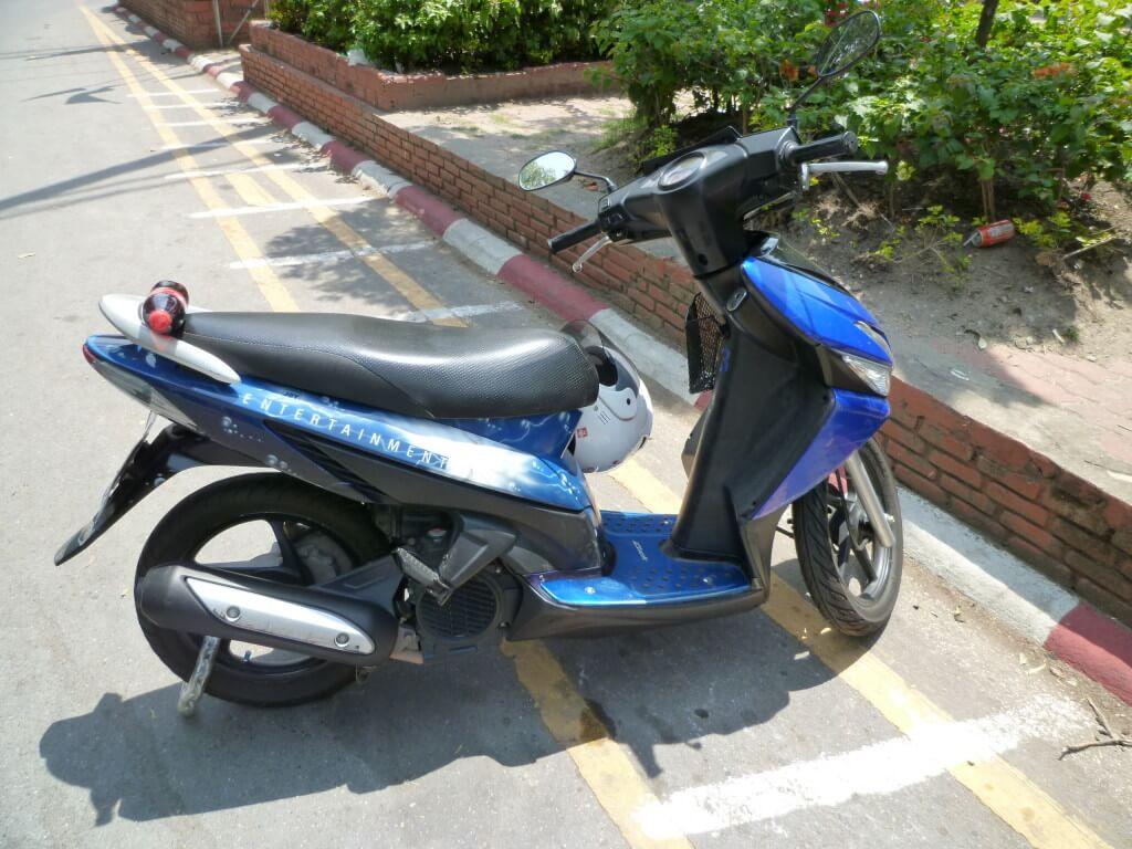チェンマイ レンタルバイク