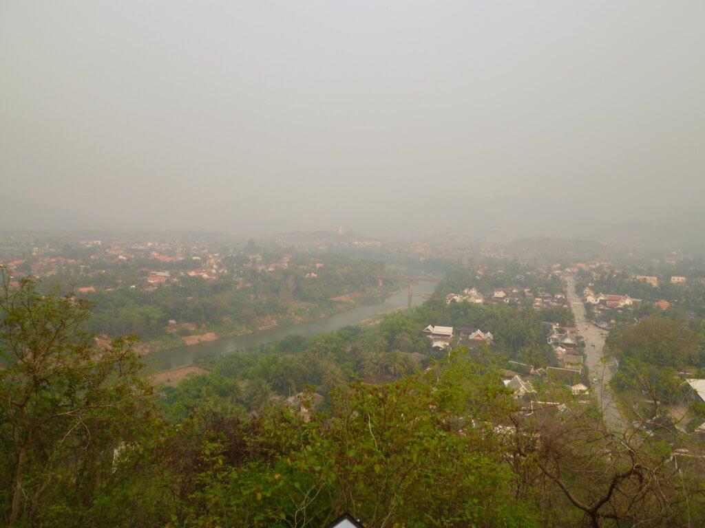 ルアンパバーンで観光に疲れたら赤十字サウナ
