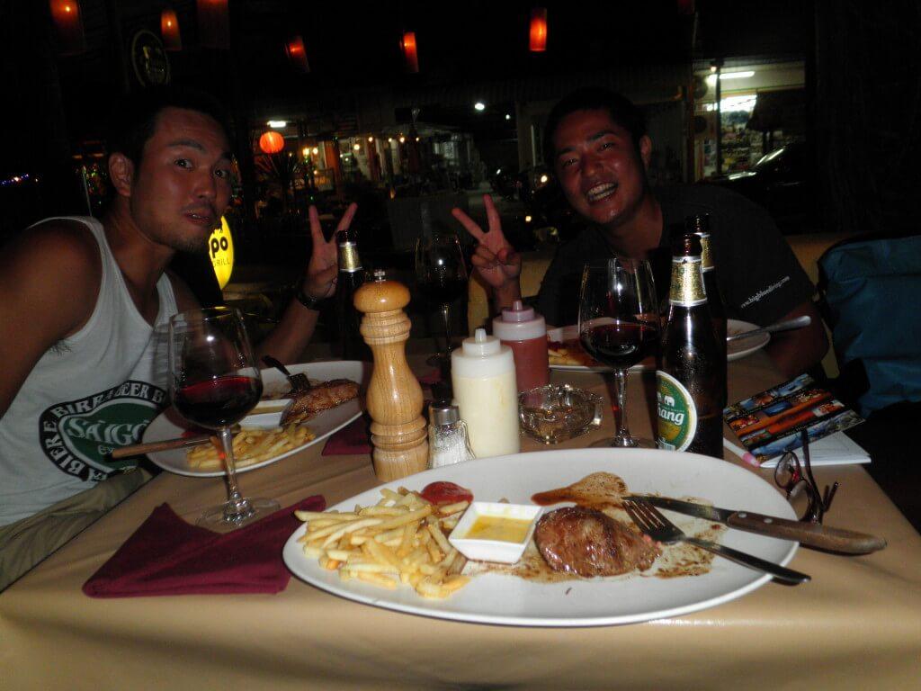 タオ島 レストラン