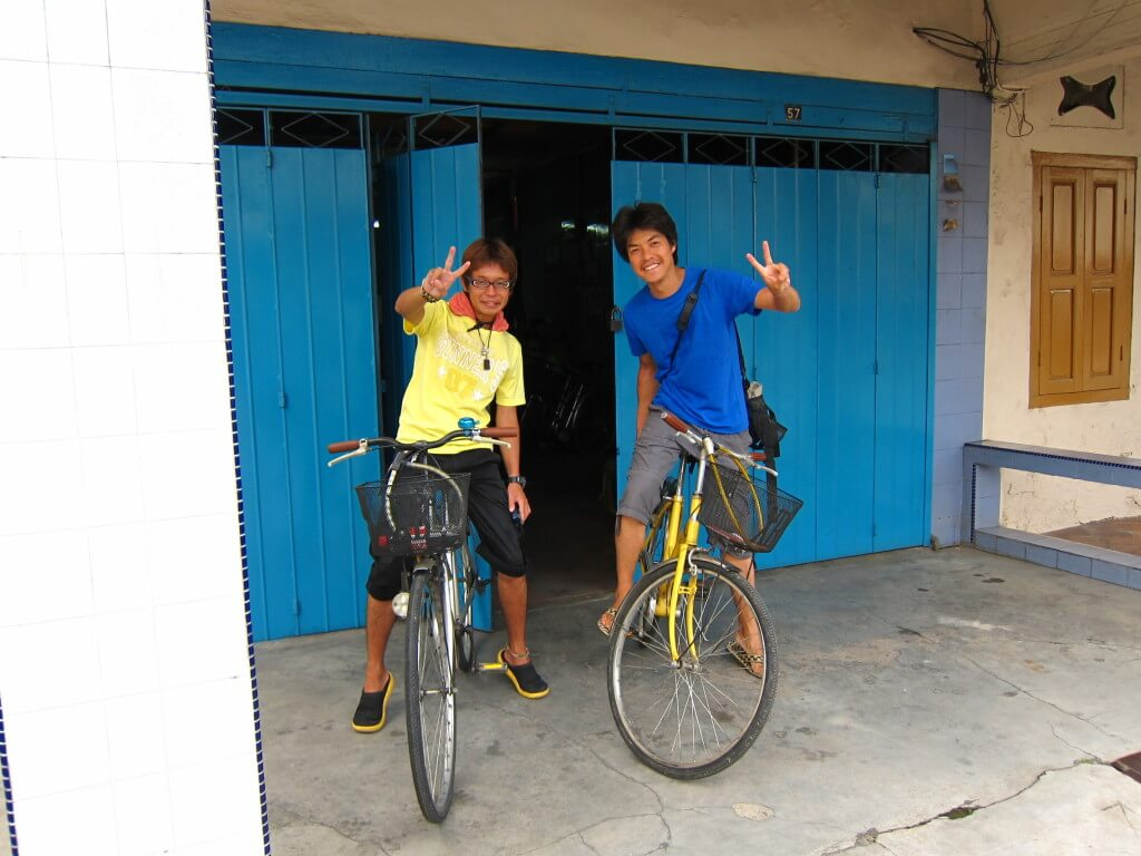 マラッカ レンタル自転車 レンタルサイクル