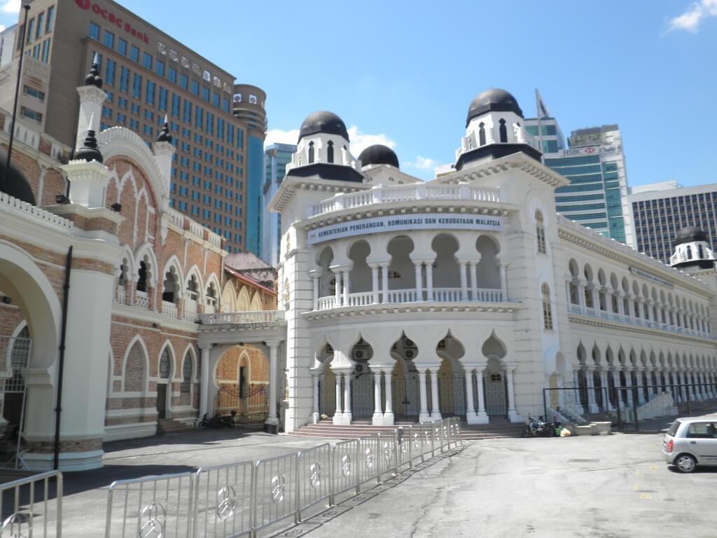 クアラルンプール KL 旧市庁舎