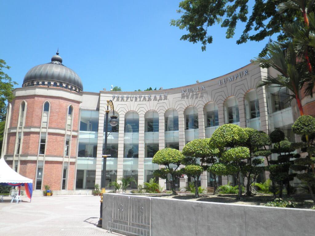 クアラルンプール記念図書館 クアラルンプール KL