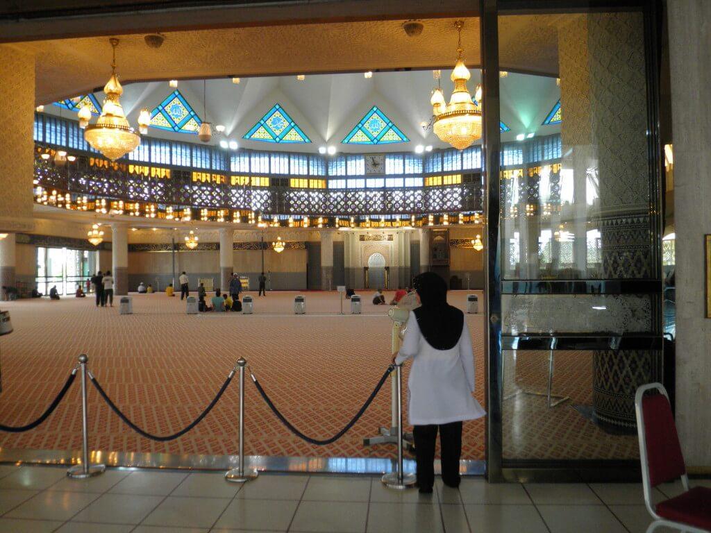国立モスク クアラルンプール KL
