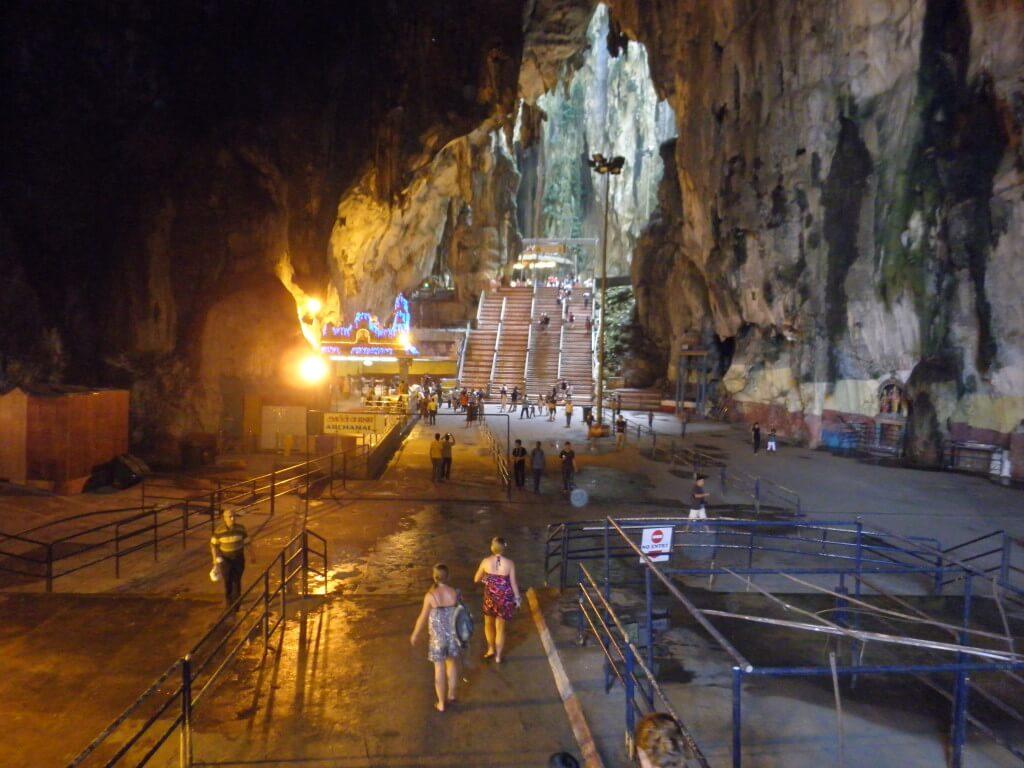 バトゥ洞窟 クアラルンプール KL