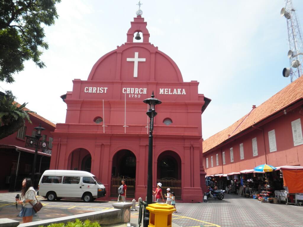 ムラカ・キリスト教会 マラッカ