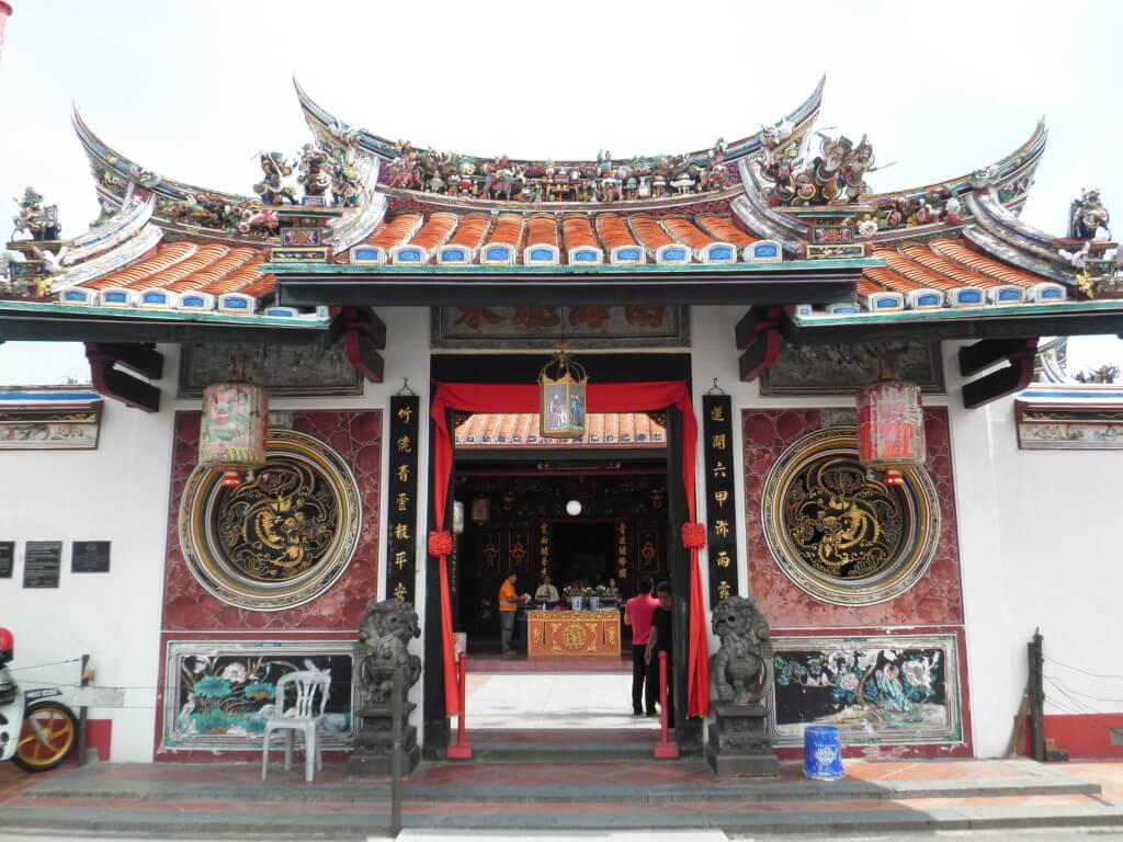 チェン・フン・テン寺院 マラッカ