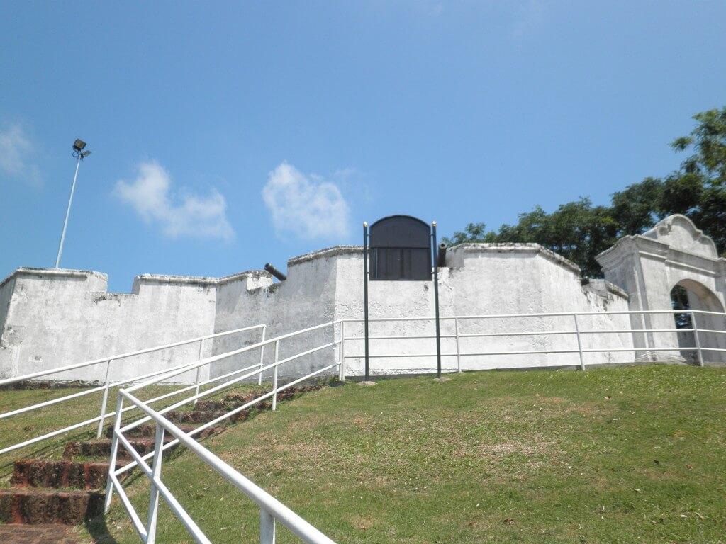 セント・ジョンの砦 マラッカ