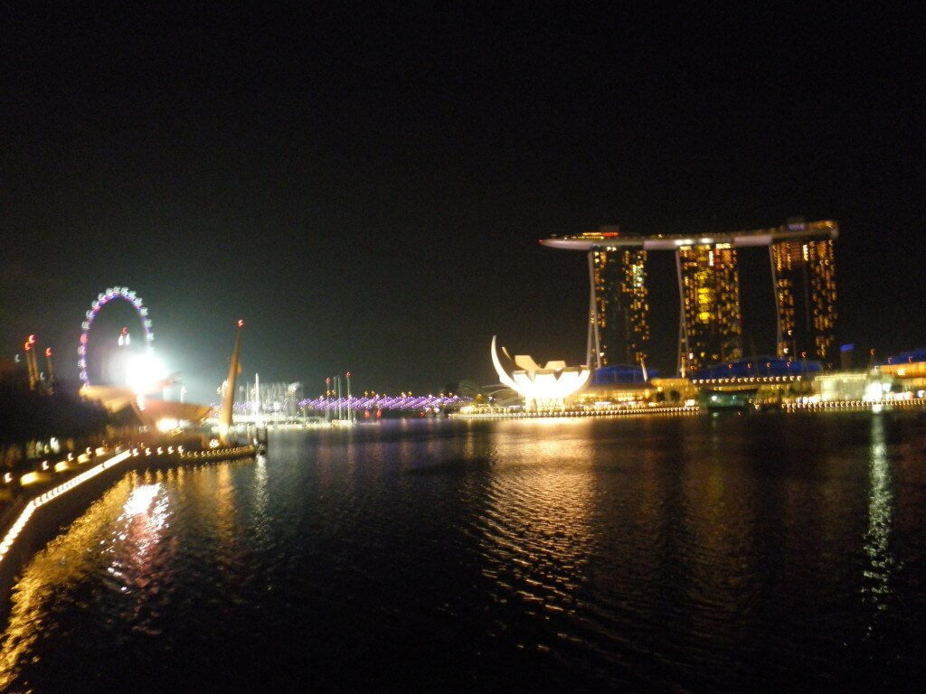 人生一度は泊まってみたいマリーナ・ベイ・サンズ(Marina Bay Sands)