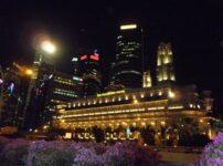 マラッカからシンガポールの行き方!観光はマーライオンしかない?