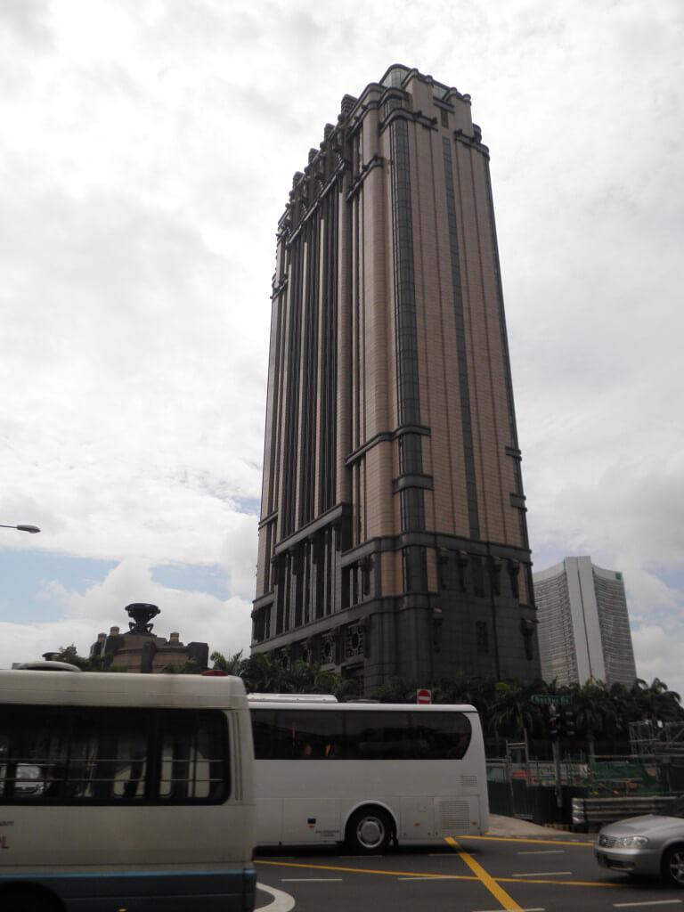 シンガポール ビル