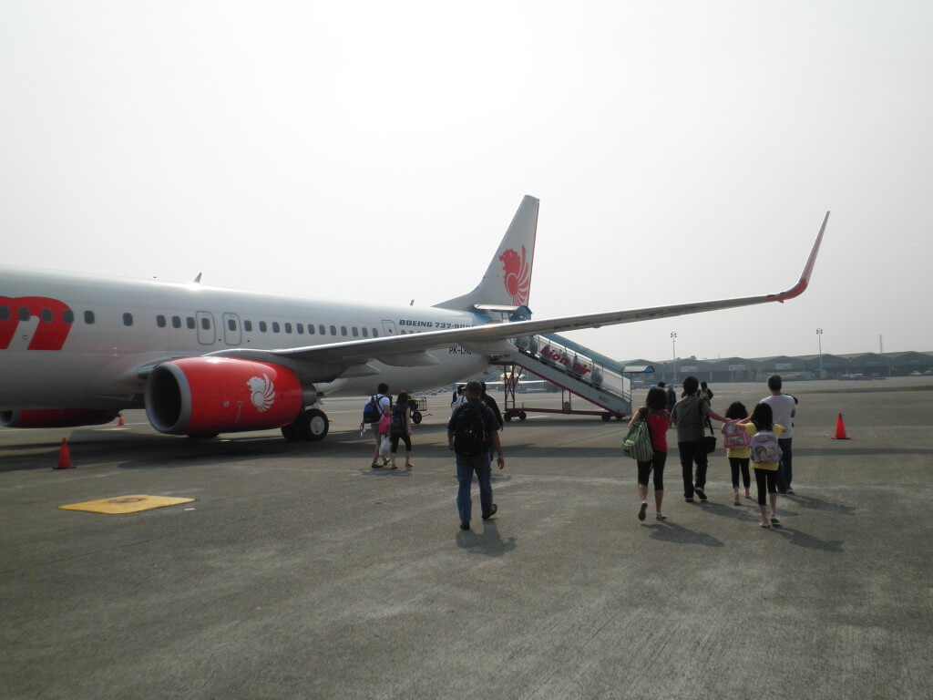 Soekarno–Hatta International Airport(スカルノ・ハッタ国際空港) インドネシア