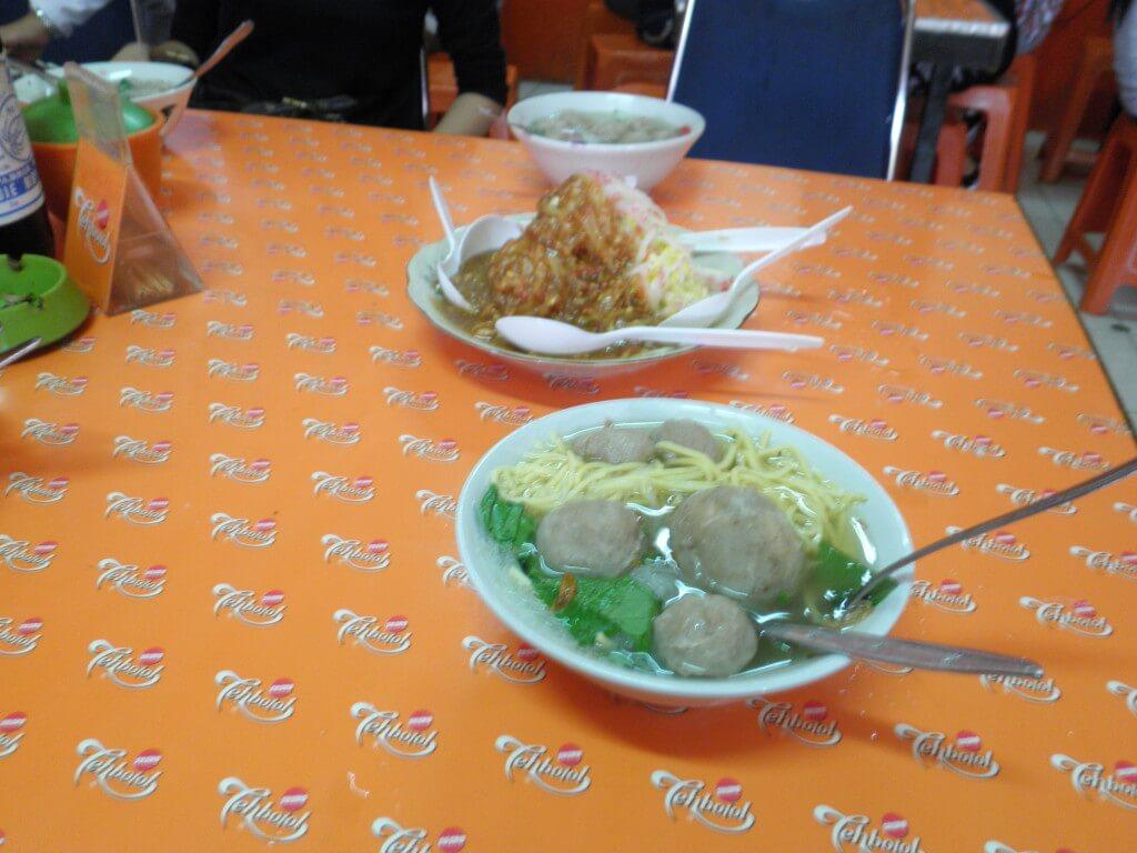 インドネシア料理 辛い