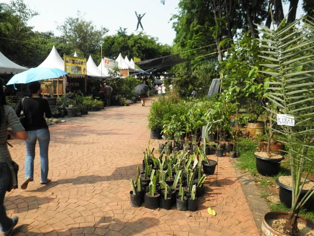 インドネシア flora founa