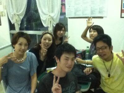 OKEA バコロド 日本人生徒