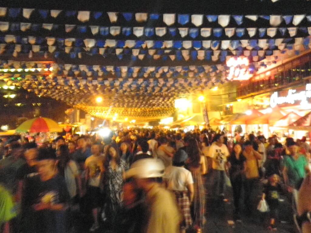 マスカラフェスティバル バコロド