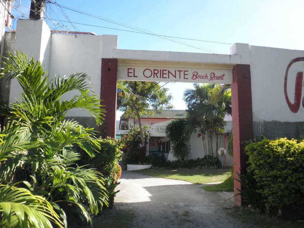 EL ORIENTE Beach Resort ドゥマゲッティ