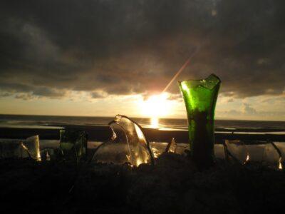 ドゥマゲッティ 海岸