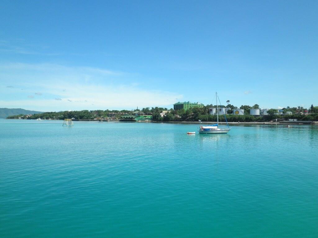 ボホール島はタグビララン港から海がめっちゃキレイ!ツアー観光は!?