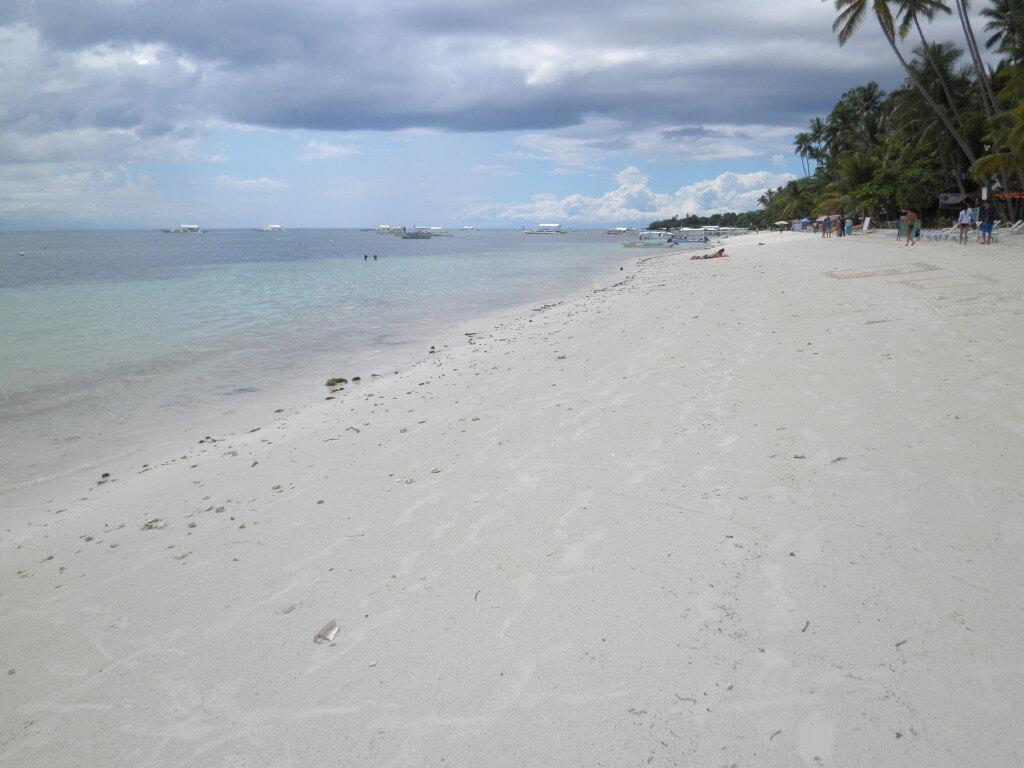 ボホール島にきたならばホワイトサンドのアロナビーチ!アクティビティーもいっぱいあるよ!