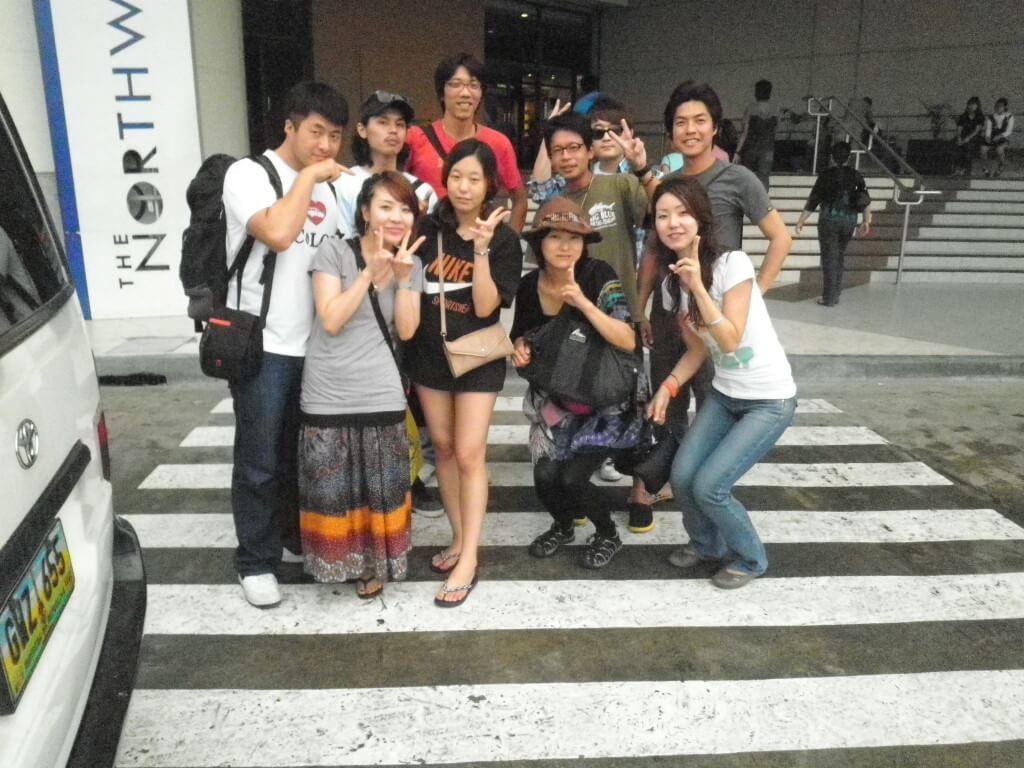 初のフィリピン・セブ島へ!あの噂のホリさんとの再会が!