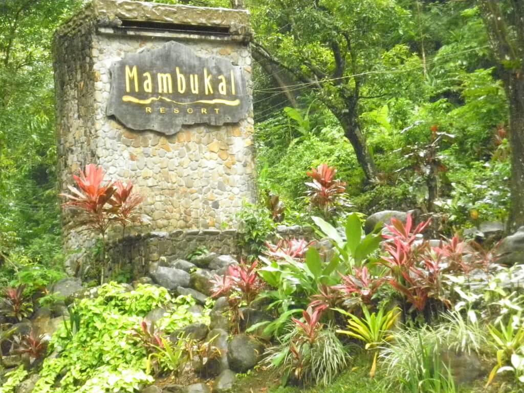 マンブカル 温泉 バコロド