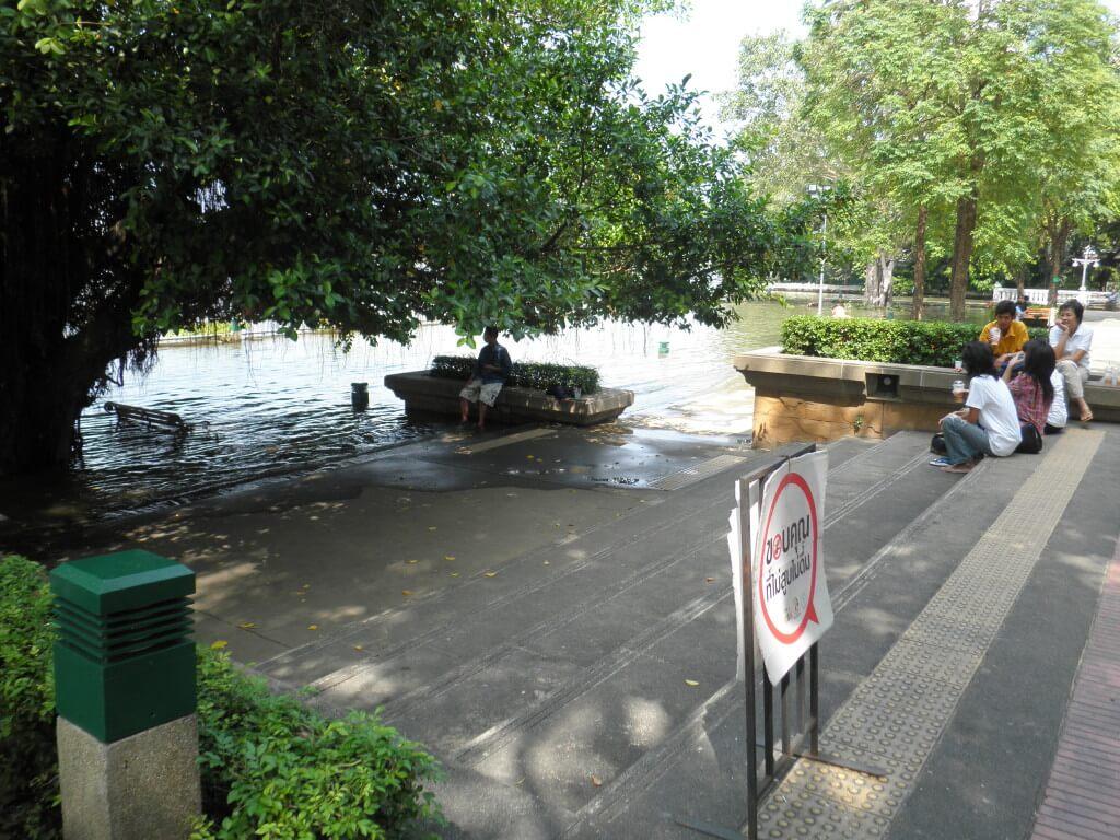 バンコク 洪水