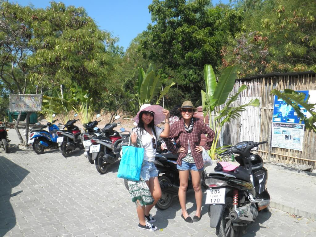 ラン島 レンタルバイク