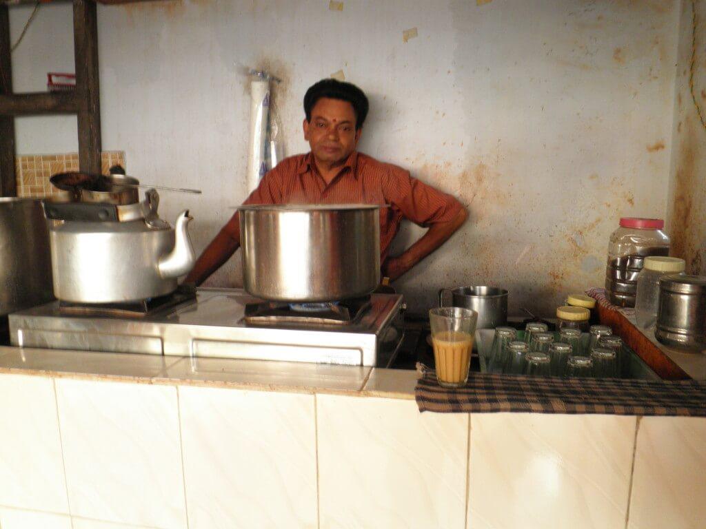 コーヒー 南インド チャイ