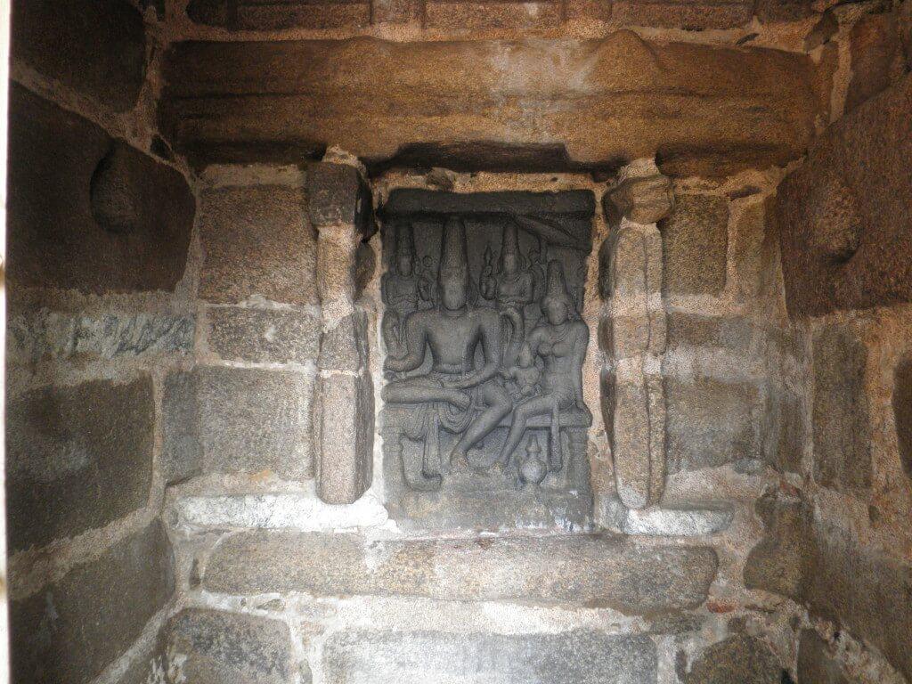 マハーバリプラム 海岸寺院(Shore Temple)
