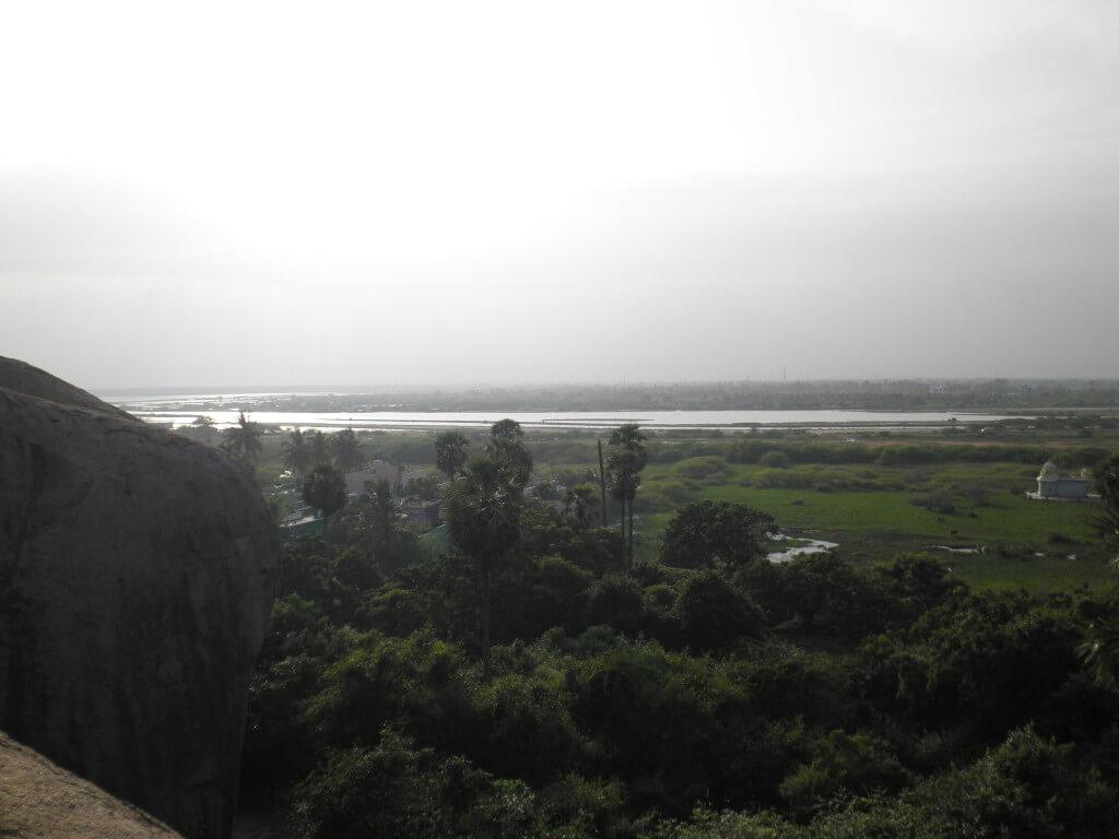 マハーバリプラム 景色