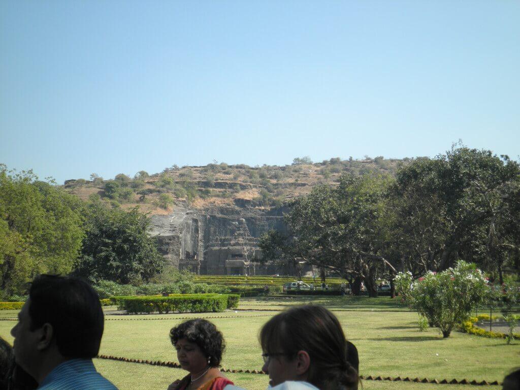 エローラ遺跡 世界遺産