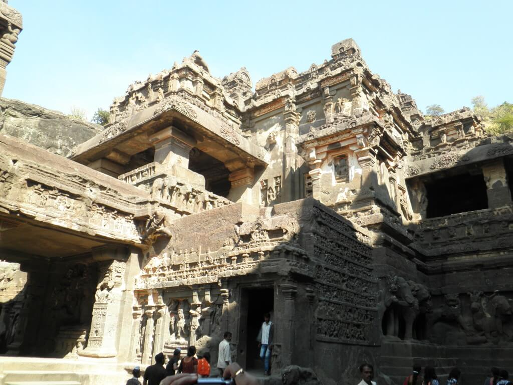 カイラーサナータ寺院 エローラ遺跡