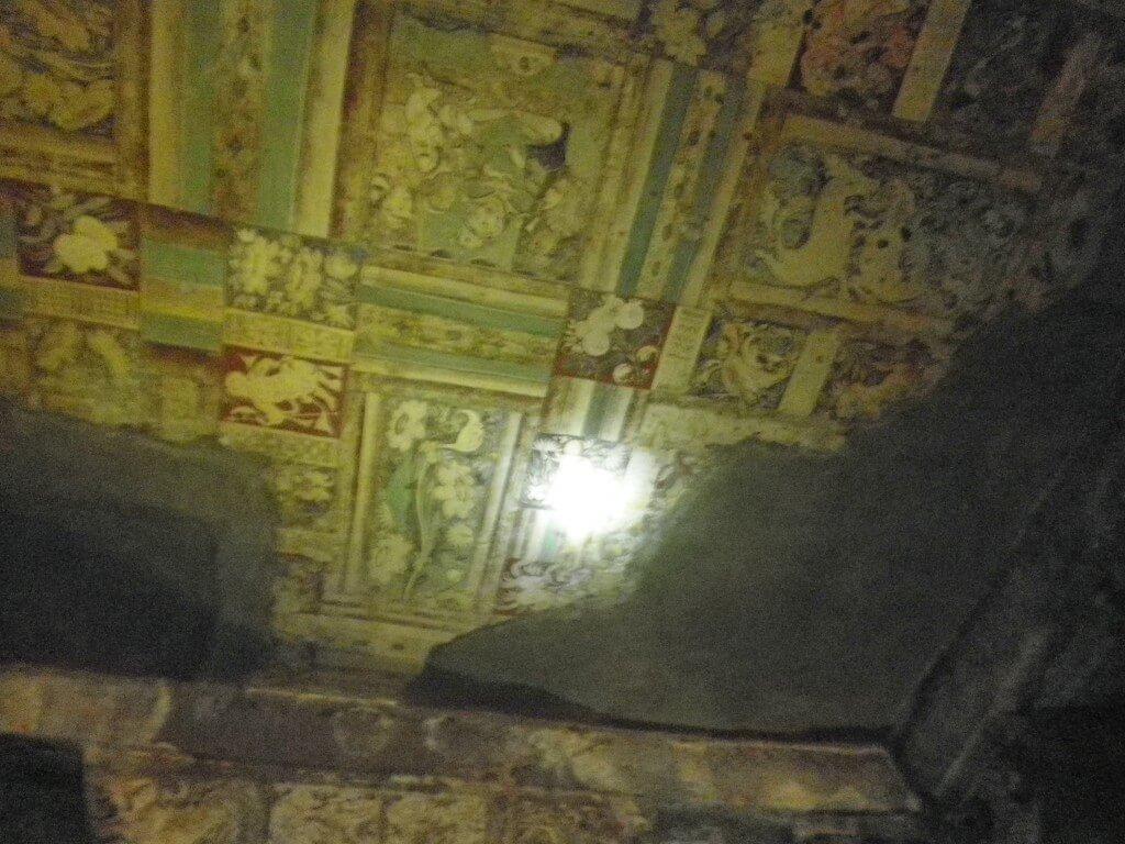 アジャンター遺跡 世界遺産 仏教寺院群 壁画 彫刻