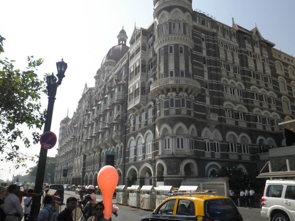 タージマハルホテル ムンバイ 5つ星