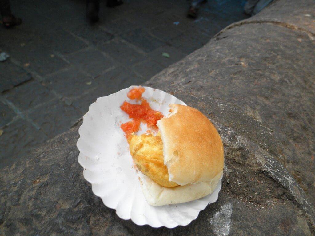 インディアンバーガー ムンバイ