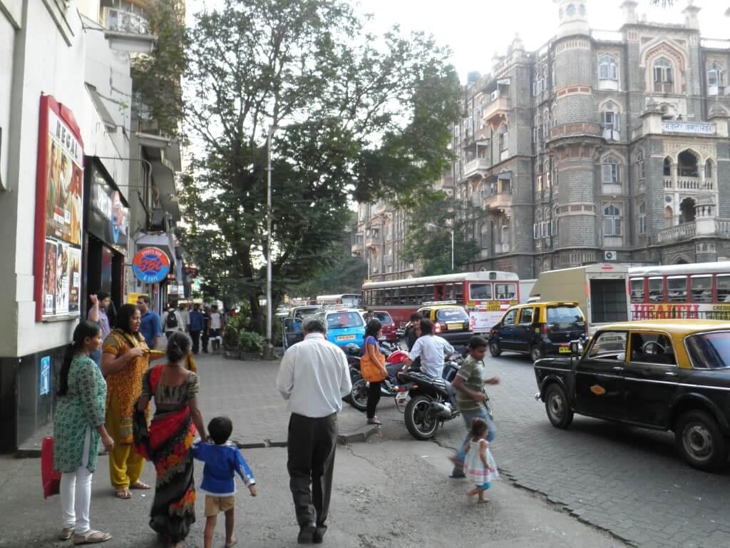 ムンバイ ボンベイ 都会