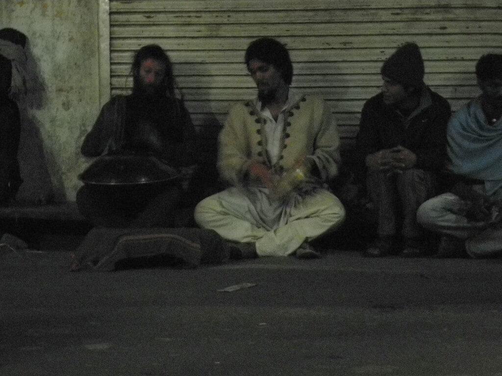 パンドラム インド 旅人