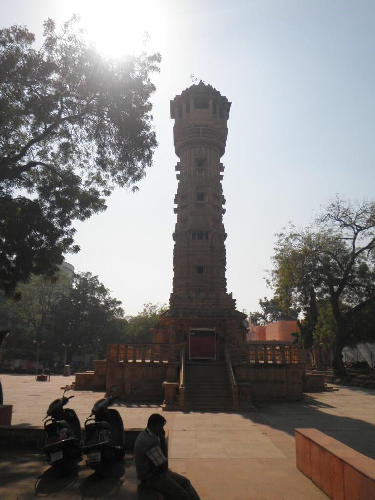 アフマダバード タワー